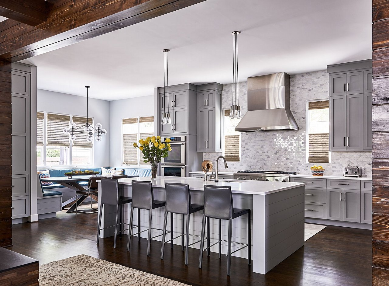 Modern Meets Organic | Home Design & Decor